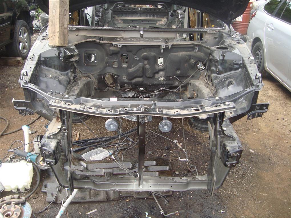 Телевизор Toyota Camry ACV40 2AZ-FE 2006 чёрнйы 202 1405