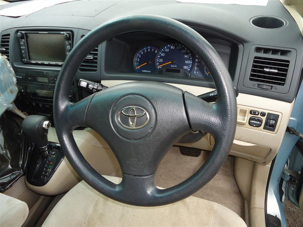Руль Toyota Corolla Spacio ZZE122N 1ZZ-FE 2004 1407