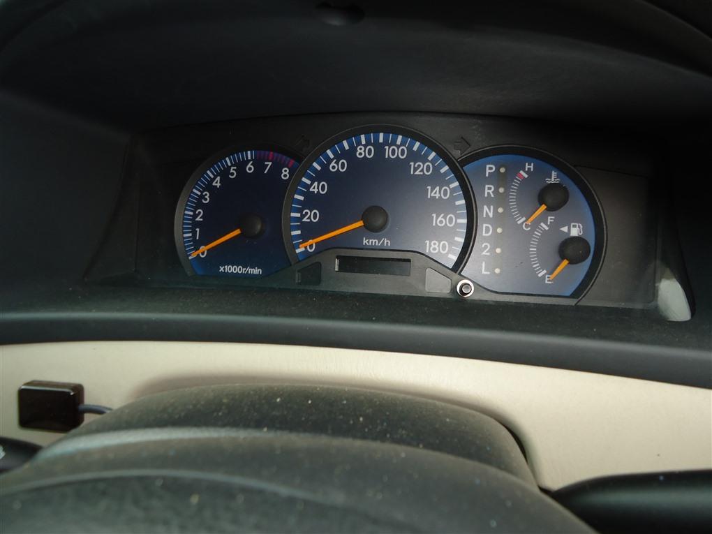 Спидометр Toyota Corolla Spacio ZZE122N 1ZZ-FE 2004 1407