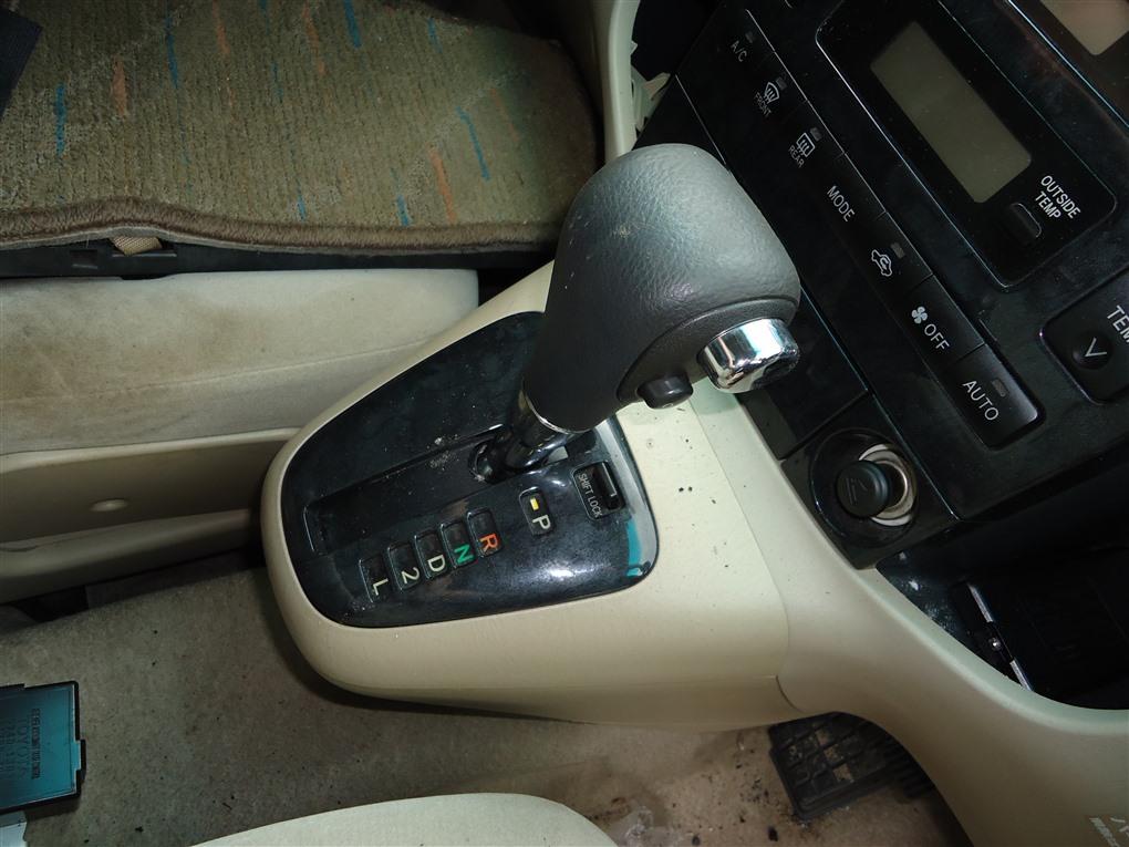 Селектор акпп Toyota Corolla Spacio ZZE122N 1ZZ-FE 2004 1407