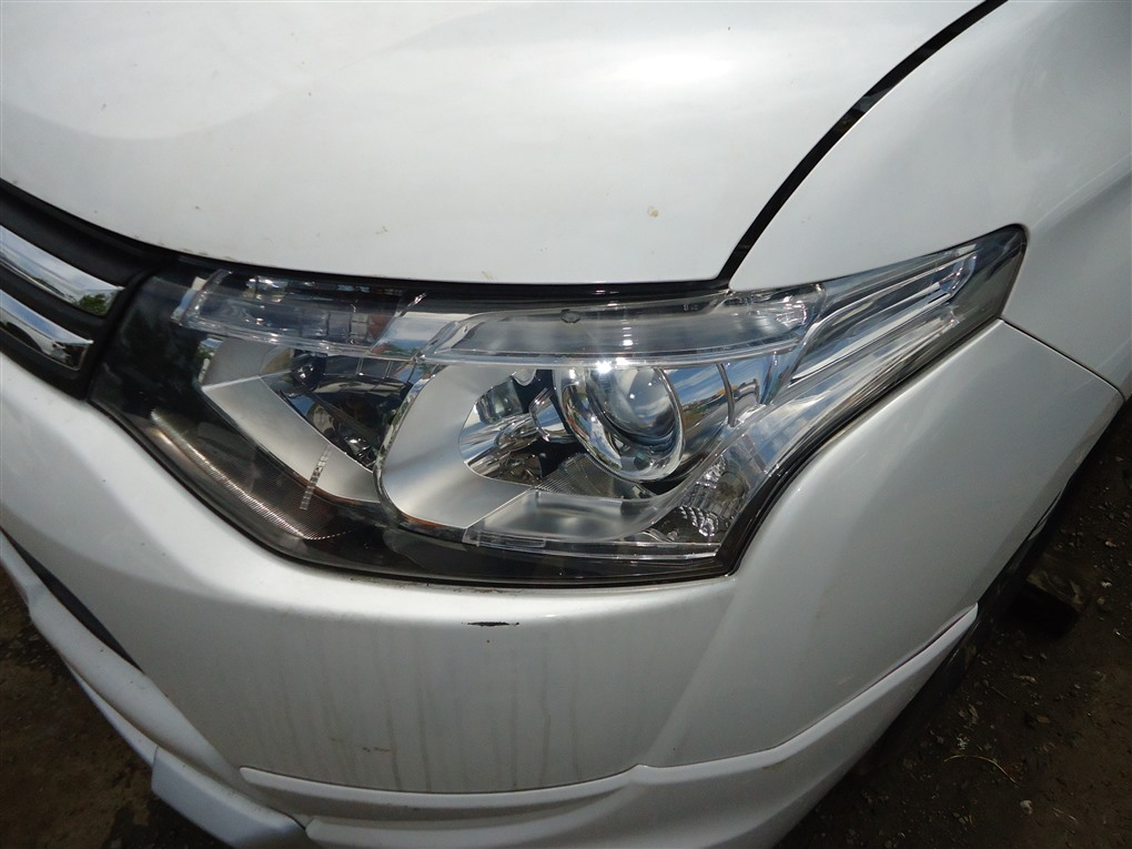 Фара Mitsubishi Outlander GF8W 4J12 2013 левая ecm921 1408
