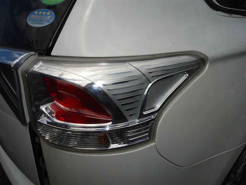 Стоп-сигнал Mitsubishi Outlander GF8W 4J12 2013 правый 1408