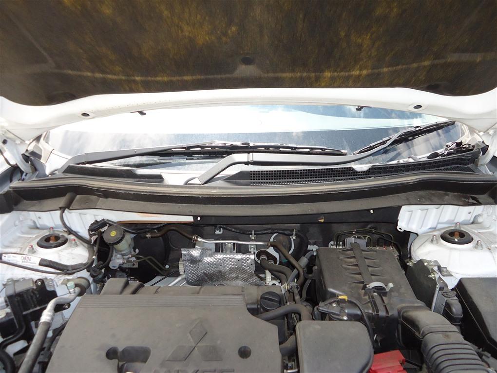 Жабо Mitsubishi Outlander GF8W 4J12 2013 1408