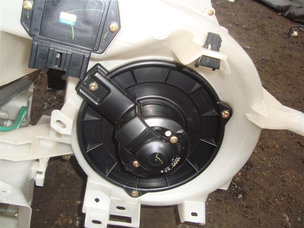 Мотор печки Toyota Corolla Spacio ZZE122N 1ZZ-FE 2004 1407
