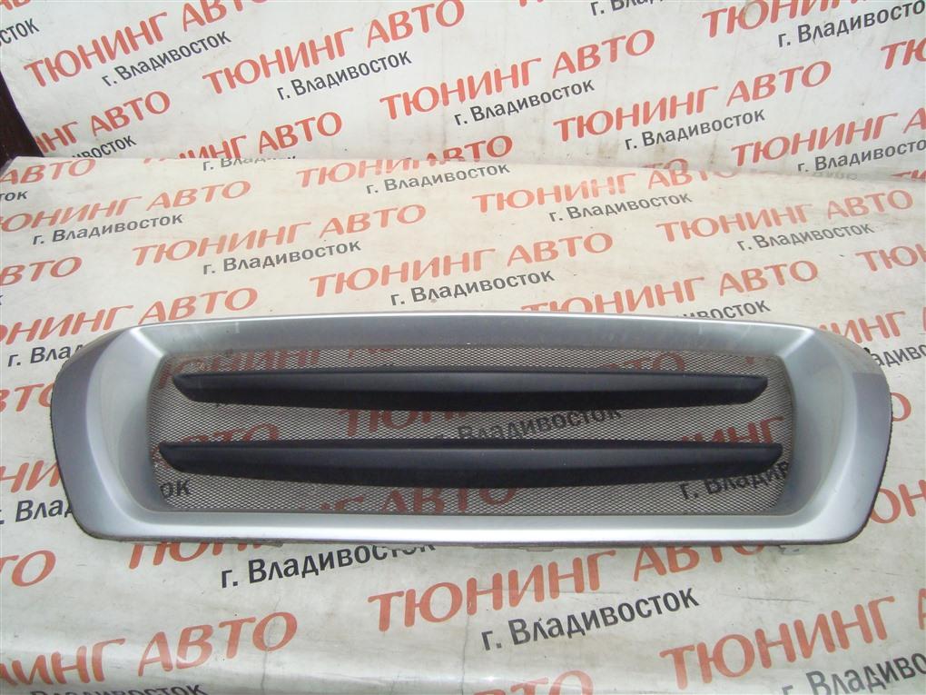 Решетка радиатора Toyota Land Cruiser VDJ200 1VD-FTV 2008 1418