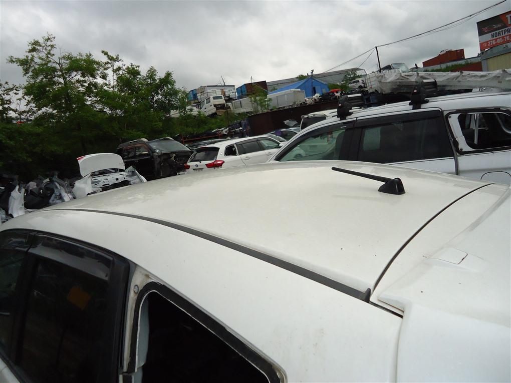 Крыша Honda Fit GE8 L15A 2011 белый nh624p 1409
