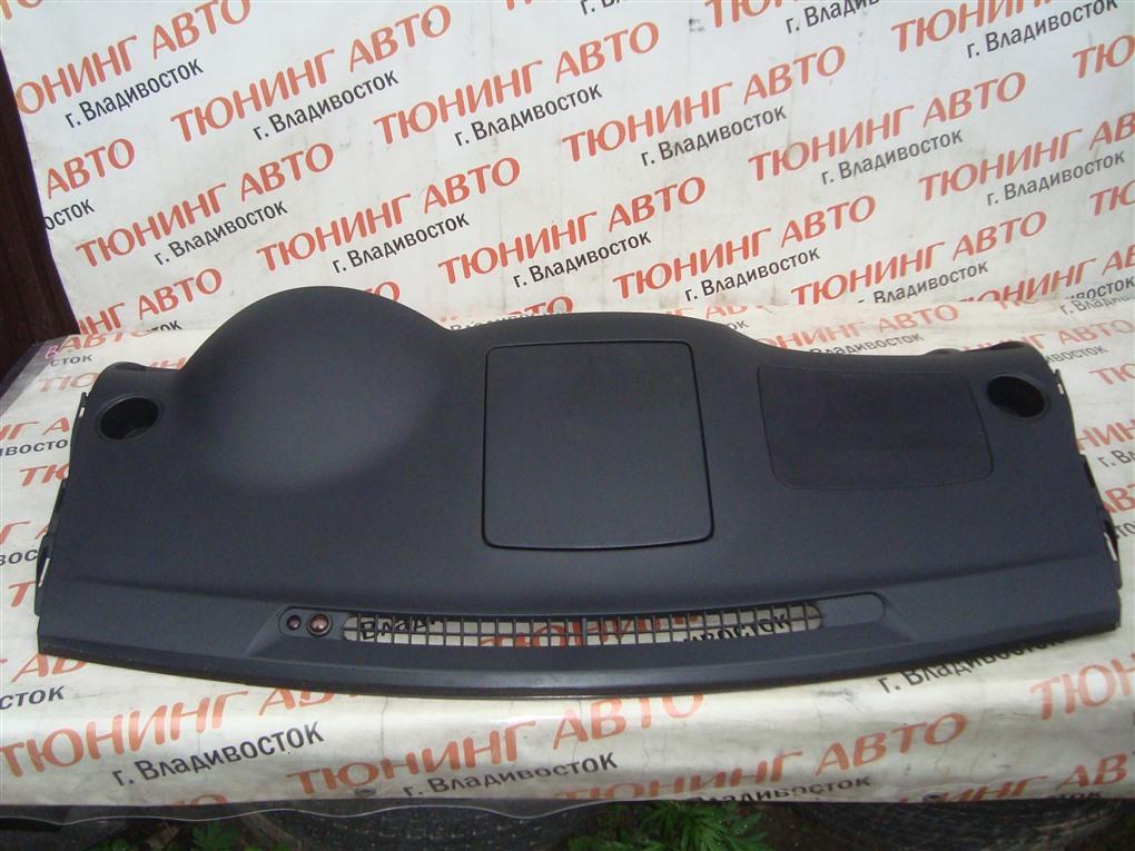 Торпеда Toyota Corolla Spacio ZZE122N 1ZZ-FE 2004 1407