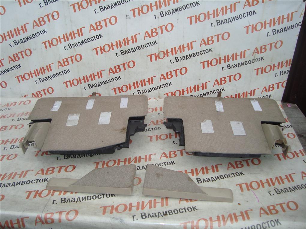 Пол багажника пластик Toyota Corolla Spacio ZZE122 1ZZ-FE 2004 1407