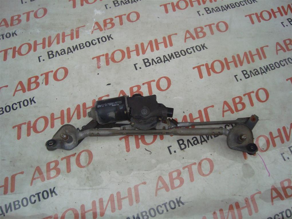 Мотор дворников Toyota Corolla Spacio ZZE122N 1ZZ-FE 2004 1407