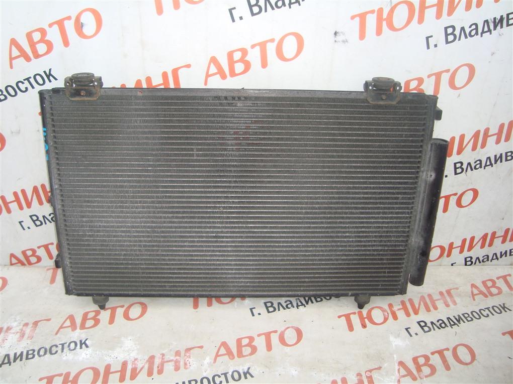 Радиатор кондиционера Toyota Corolla Spacio ZZE122N 1ZZ-FE 2004 1407