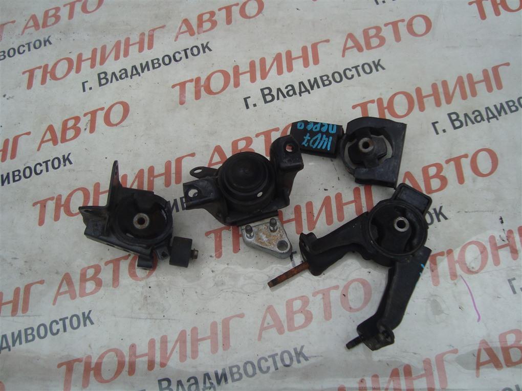 Подушка двигателя Toyota Corolla Spacio ZZE122 1ZZ-FE 2004 1407