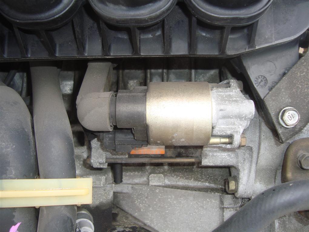 Стартер Toyota Corolla Spacio ZZE122 1ZZ-FE 2004 1407