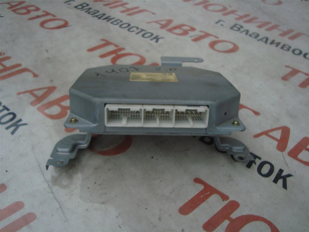 Блок управления парковкой Toyota Corolla Spacio ZZE122 1ZZ-FE 2004 8679213091 1407