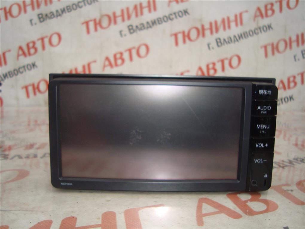 Магнитофон Toyota Corolla Fielder NKE165 1NZ-FXE 2016 1411