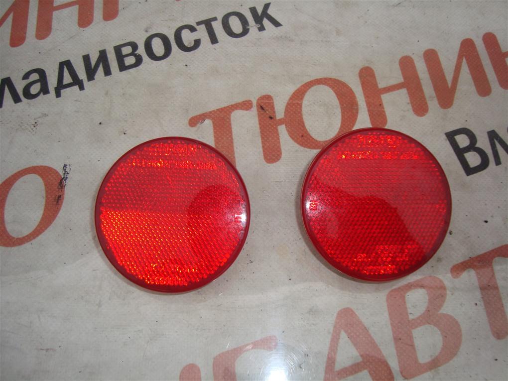 Катафот Nissan X-Trail PNT30 SR20VET 2004 левый 1402