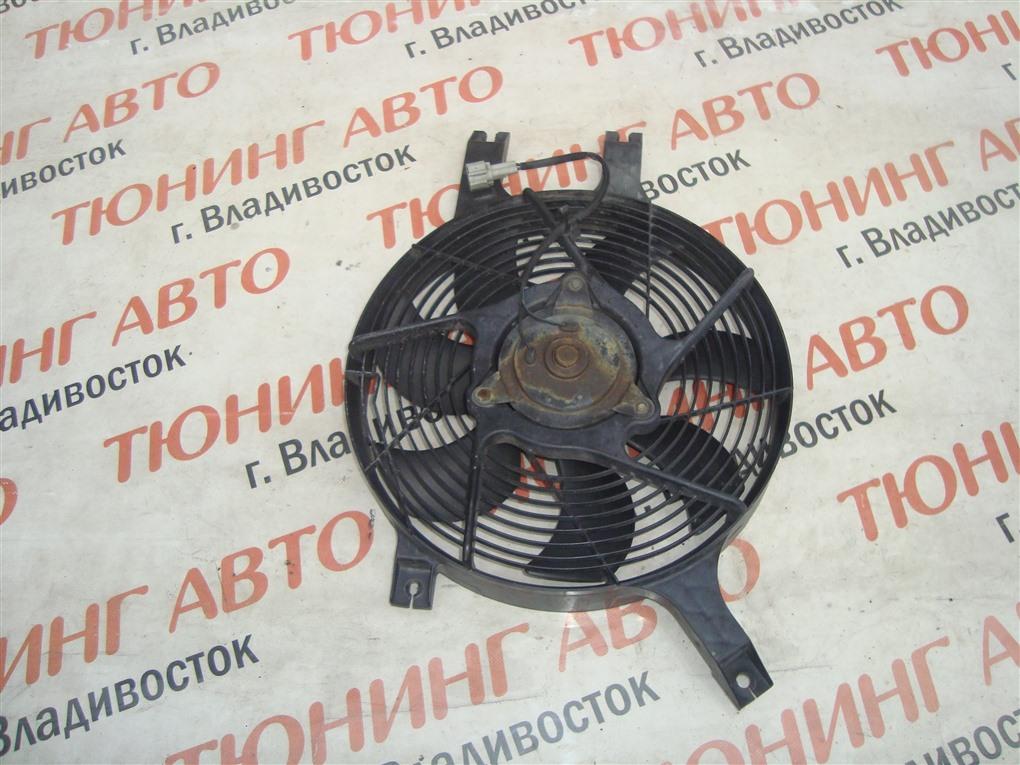 Вентилятор радиатора кондиционера Nissan X-Trail PNT30 SR20VET 2004 1402