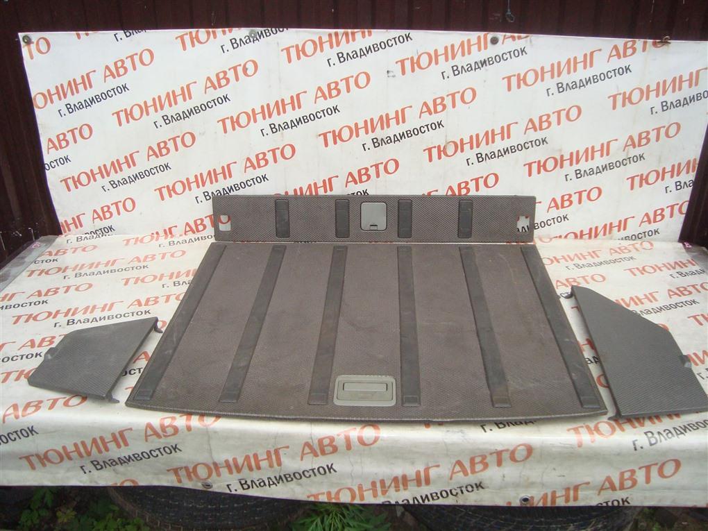 Пол багажника пластик Nissan X-Trail PNT30 SR20VET 2004 1402