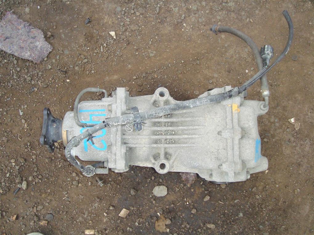 Редуктор Nissan X-Trail PNT30 SR20VET 2004 задний 1402