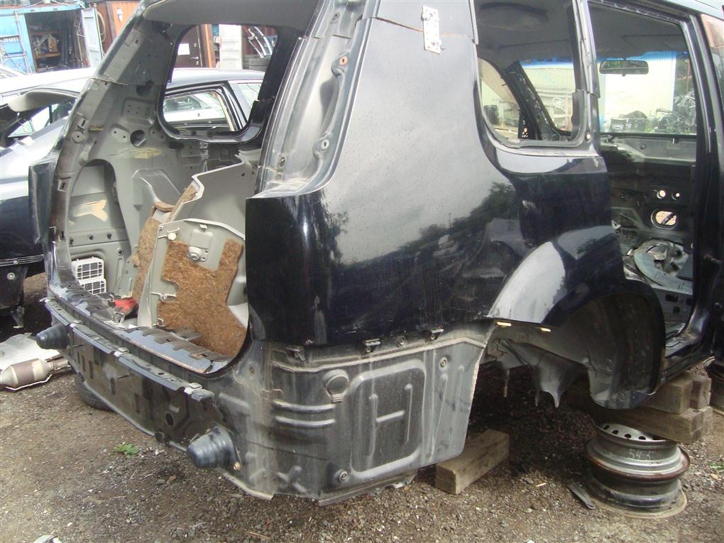 Rear cut Nissan X-Trail PNT30 SR20VET 2004 1402
