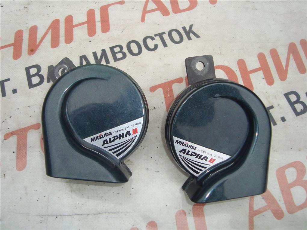 Сигнал звуковой Mitsubishi Outlander GF8W 4J12 2013 1408