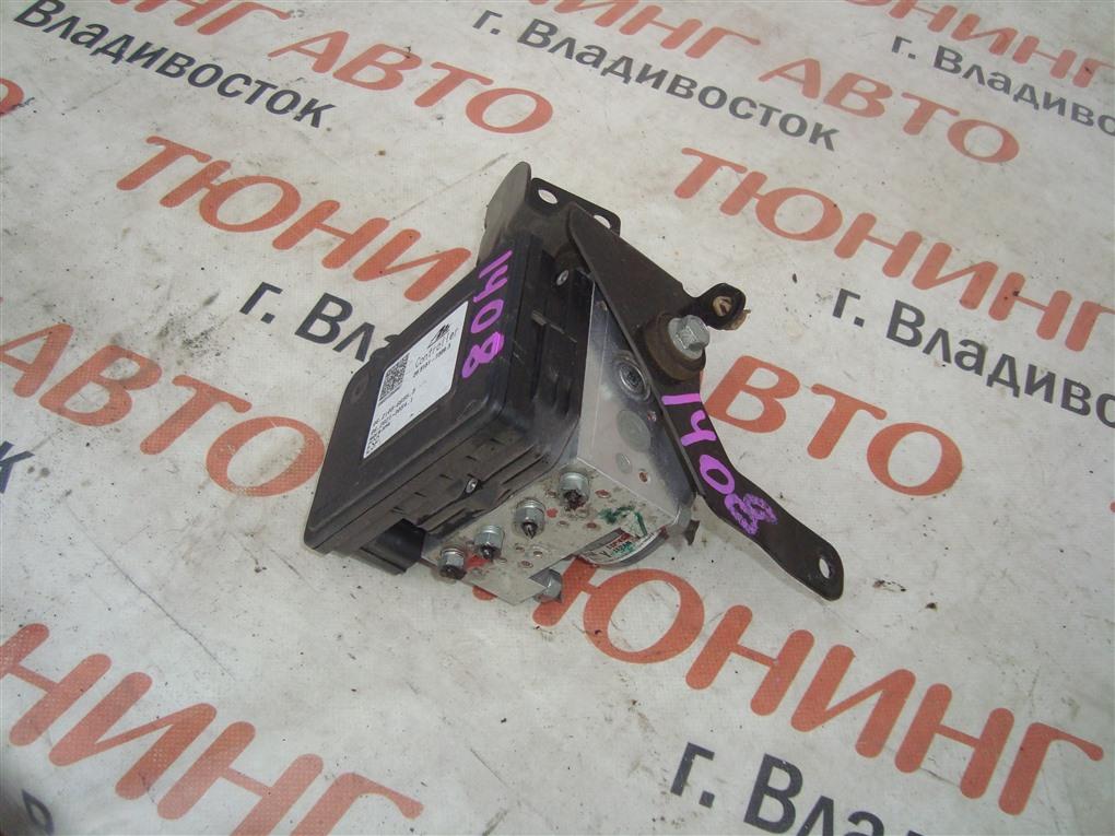 Блок abs Mitsubishi Outlander GF8W 4J12 2013 4670a666 1408