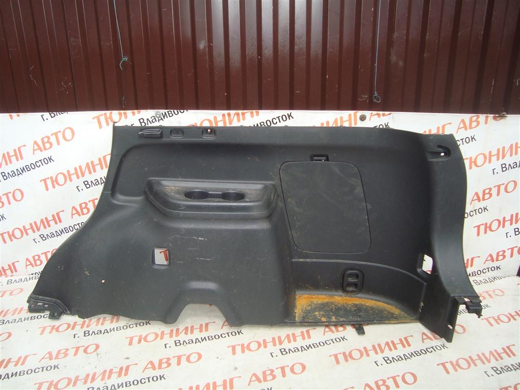 Обшивка багажника Mitsubishi Outlander GF8W 4J12 2013 правая 1408
