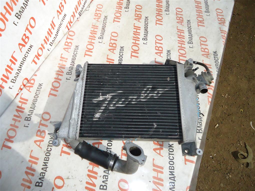 Радиатор интеркулера Nissan X-Trail PNT30 SR20VET 2004 1402