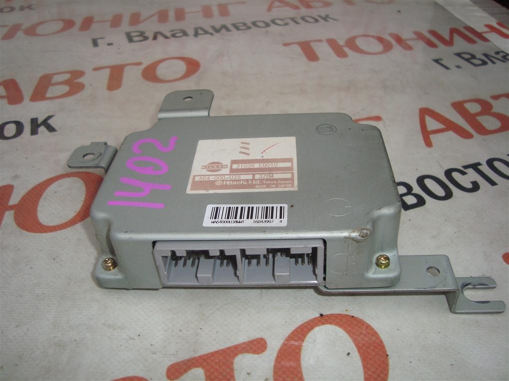 Блок управления автоматом Nissan X-Trail PNT30 SR20VET 2004 1402