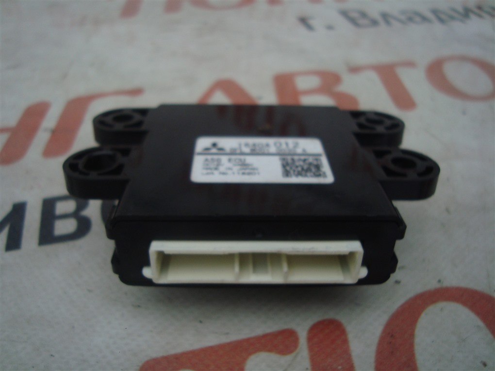Электронный блок Mitsubishi Outlander GF8W 4J12 2013 1640a012 1408