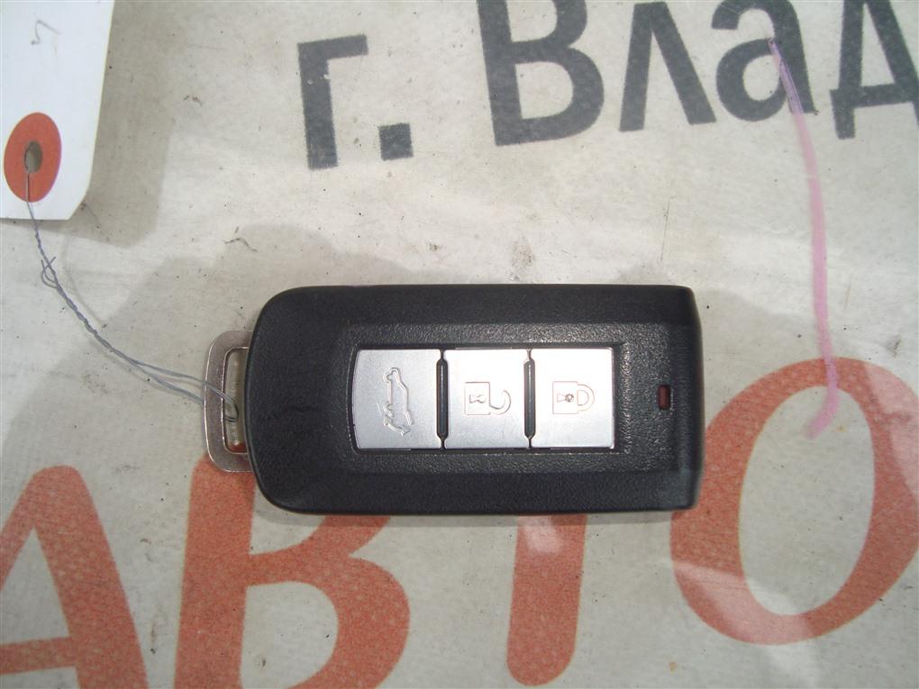 Ключ зажигания Mitsubishi Outlander GF8W 4J12 2013 1408
