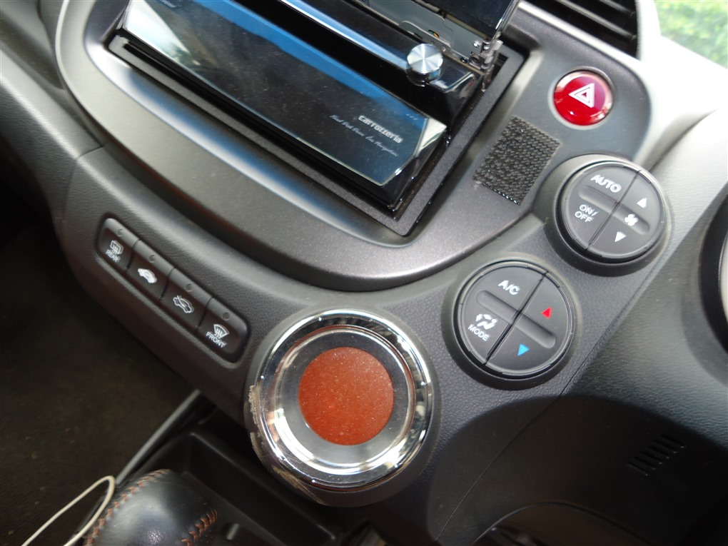Печка салона Honda Fit GE8 L15A 2011 1409