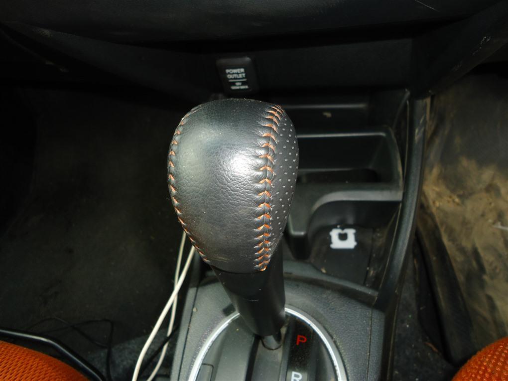 Селектор акпп Honda Fit GE8 L15A 2011 1409