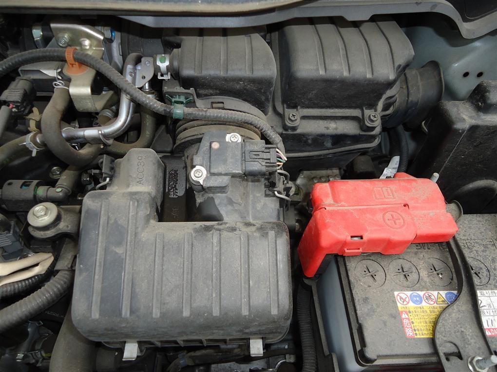 Корпус воздушного фильтра Honda Fit GE8 L15A 2011 1409