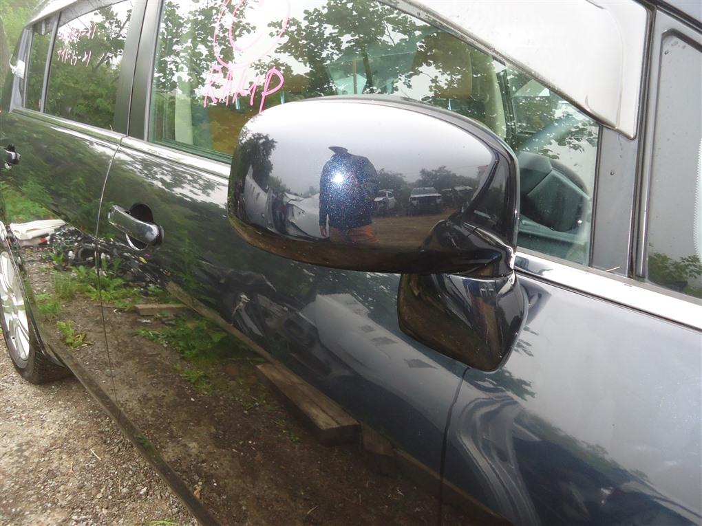 Зеркало Nissan Tiida JC11 MR18DE 2009 правое черный b20 1412 7 контактов