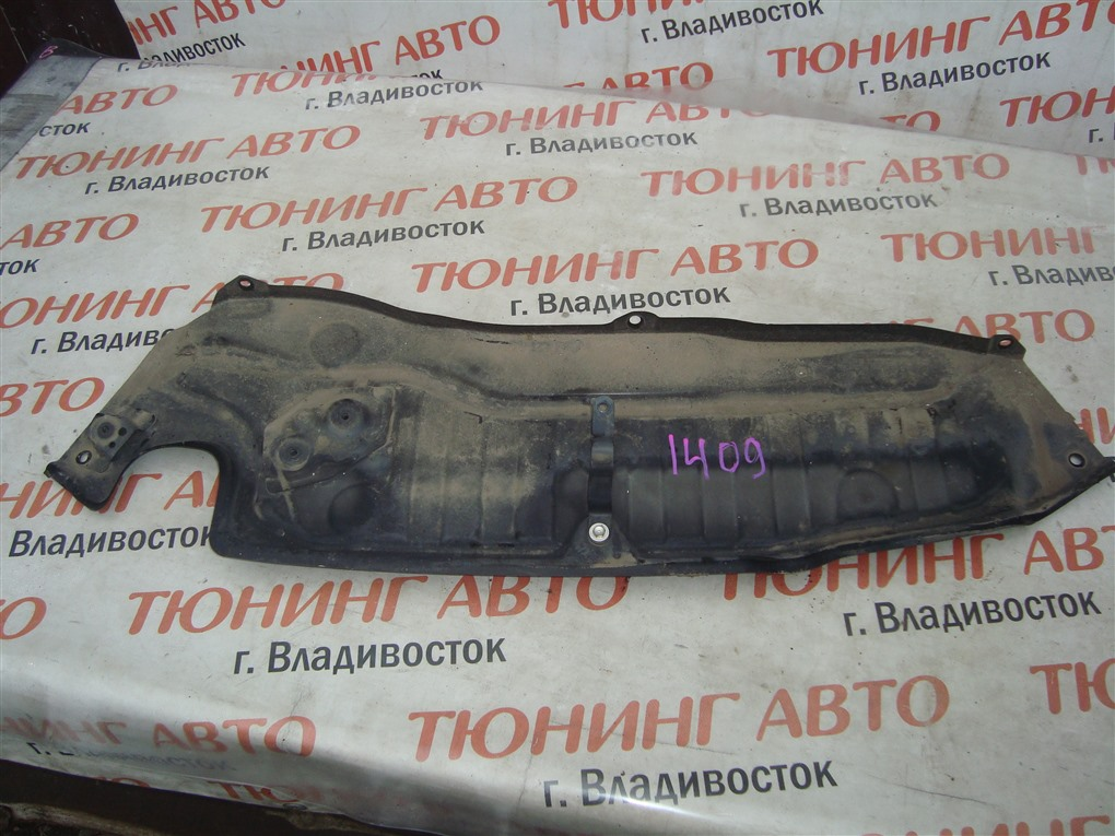 Жабо Honda Fit GE8 L15A 2011 1409