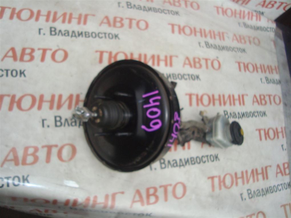Главный тормозной цилиндр Honda Fit GE8 L15A 2011 1409