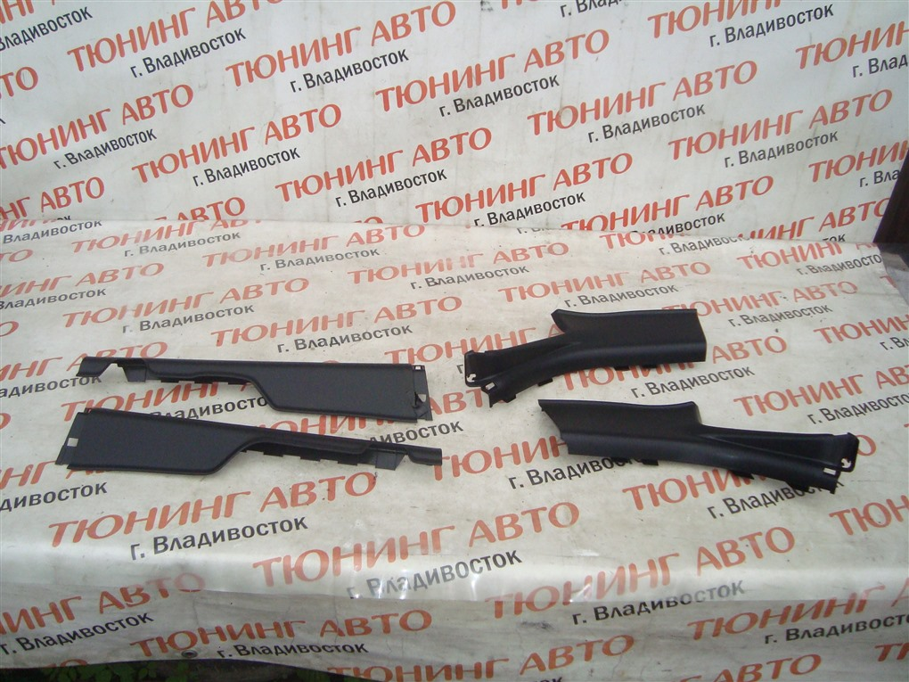Накладка на порог Honda Fit GE8 L15A 2011 1409