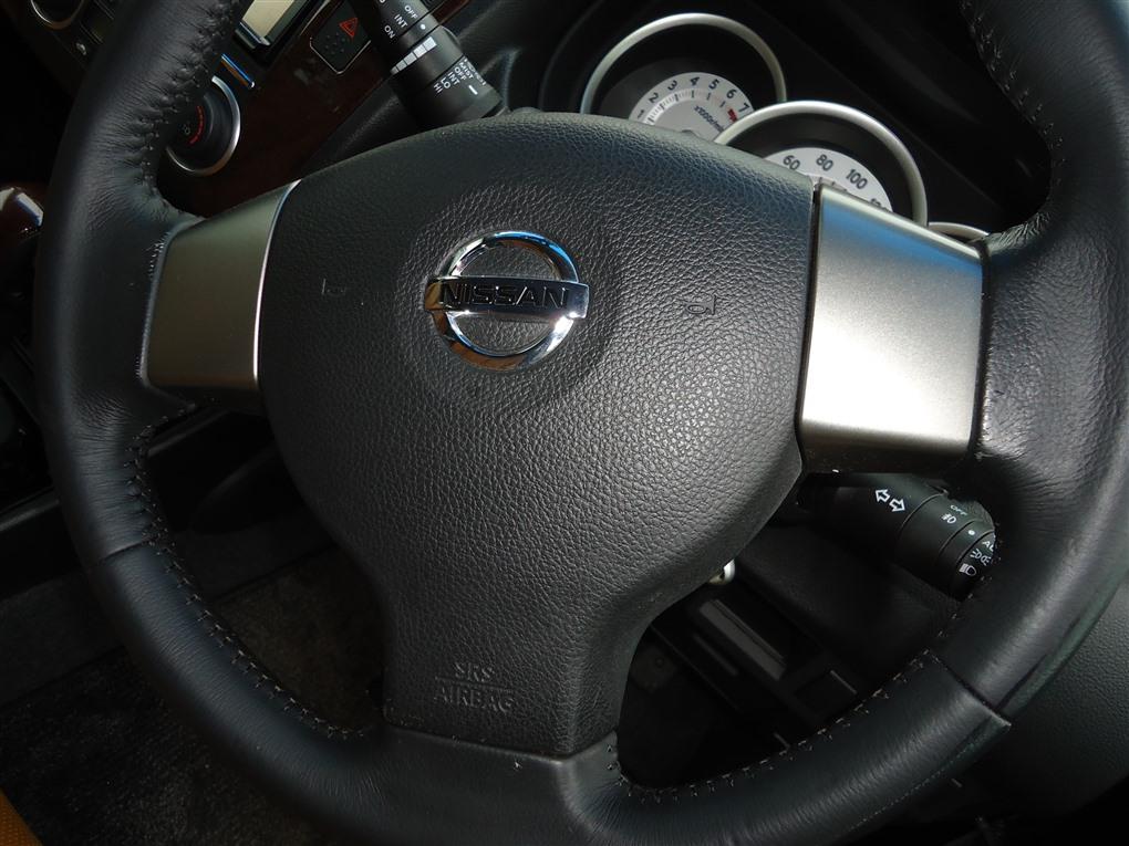 Airbag на руль Nissan Tiida JC11 MR18DE 2009 1412