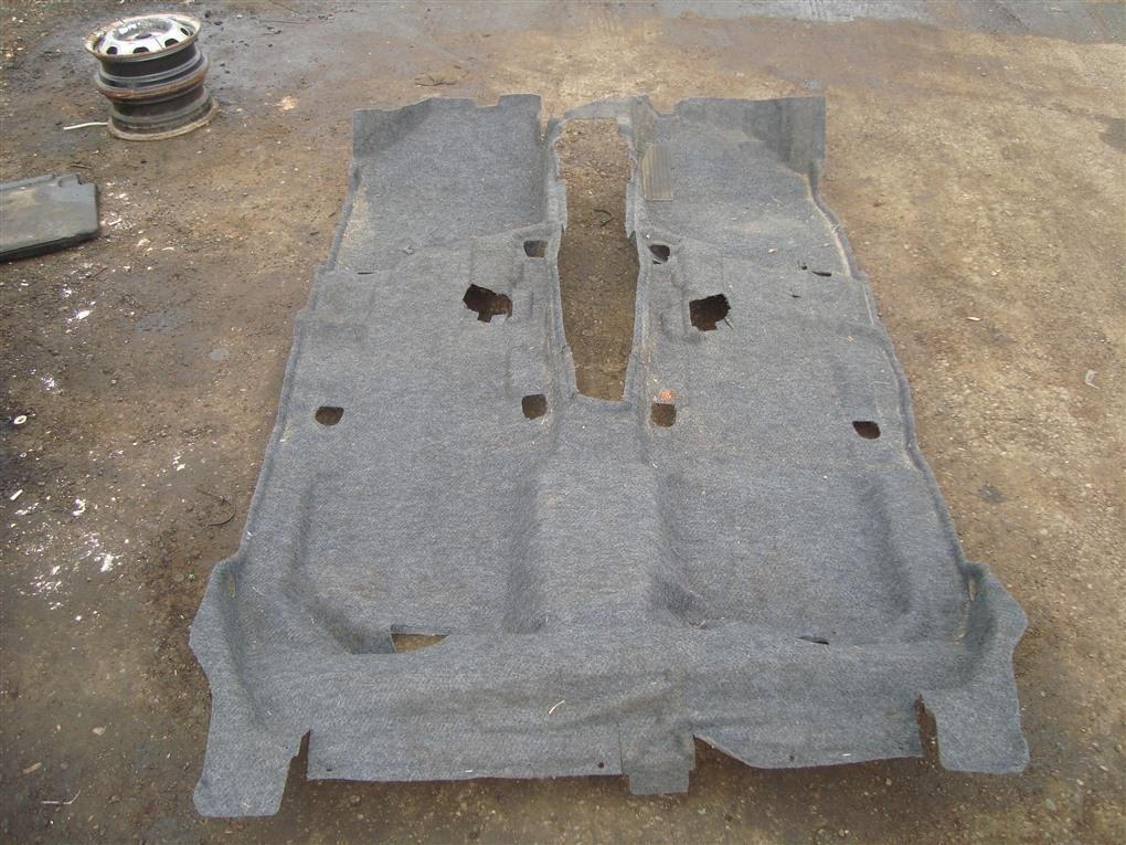 Обшивка пола Honda Fit GE8 L15A 2011 1409
