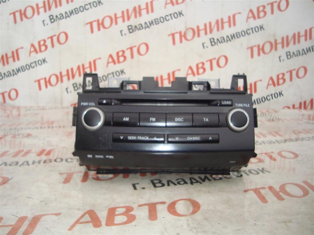 Магнитофон Toyota Land Cruiser VDJ200 1VD-FTV 2008 86120-60b70 1418 86120-60b70