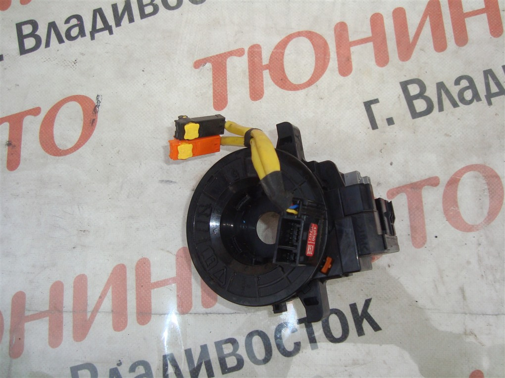 Шлейф-лента air bag Toyota Land Cruiser VDJ200 1VD-FTV 2008 1418