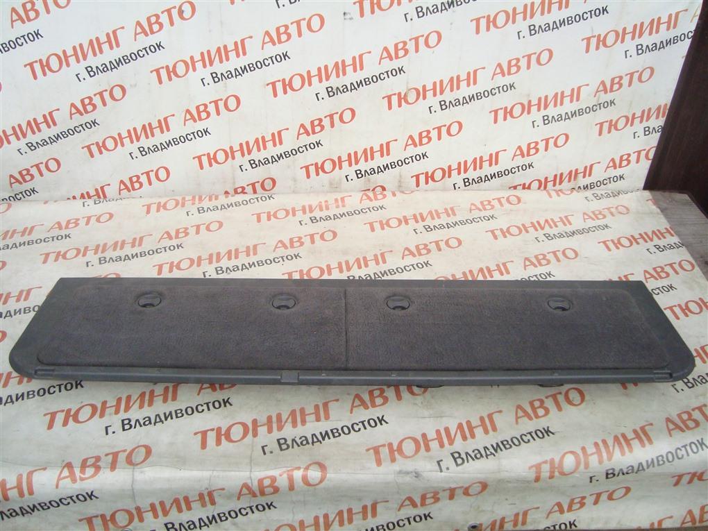Пол багажника пластик Toyota Land Cruiser VDJ200 1VD-FTV 2008 1418