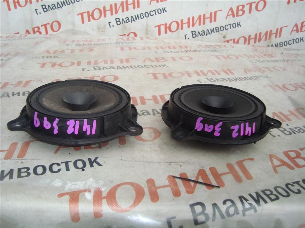 Динамик Nissan Tiida JC11 MR18DE 2009 задний 1412