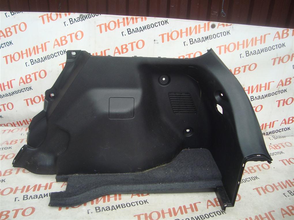 Обшивка багажника Nissan Tiida JC11 MR18DE 2009 задняя правая 1412