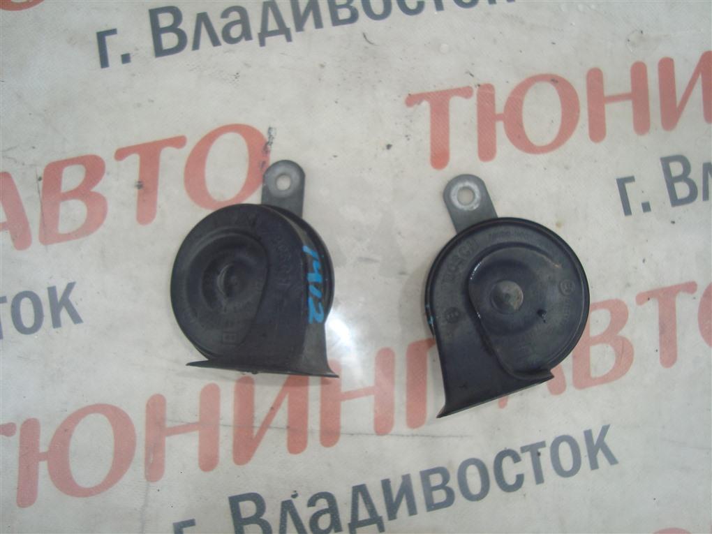 Сигнал звуковой Nissan Tiida JC11 MR18DE 2009 1412