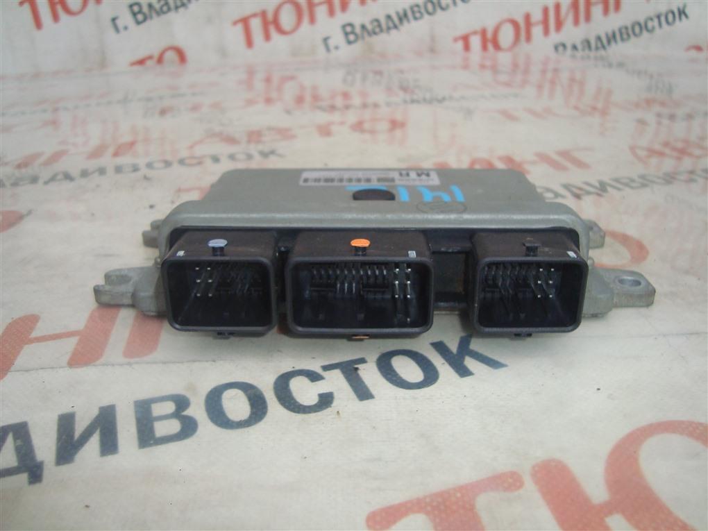 Блок управления efi Nissan Tiida JC11 MR18DE 2009 a56-c41 1412