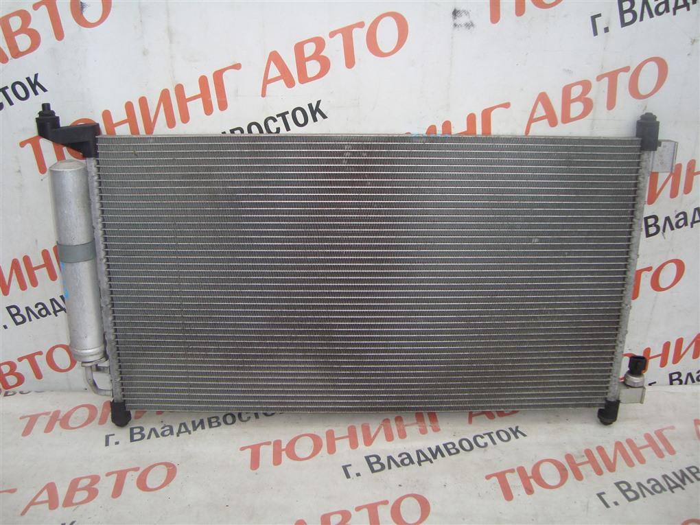Радиатор кондиционера Nissan Tiida JC11 MR18DE 2009 1412