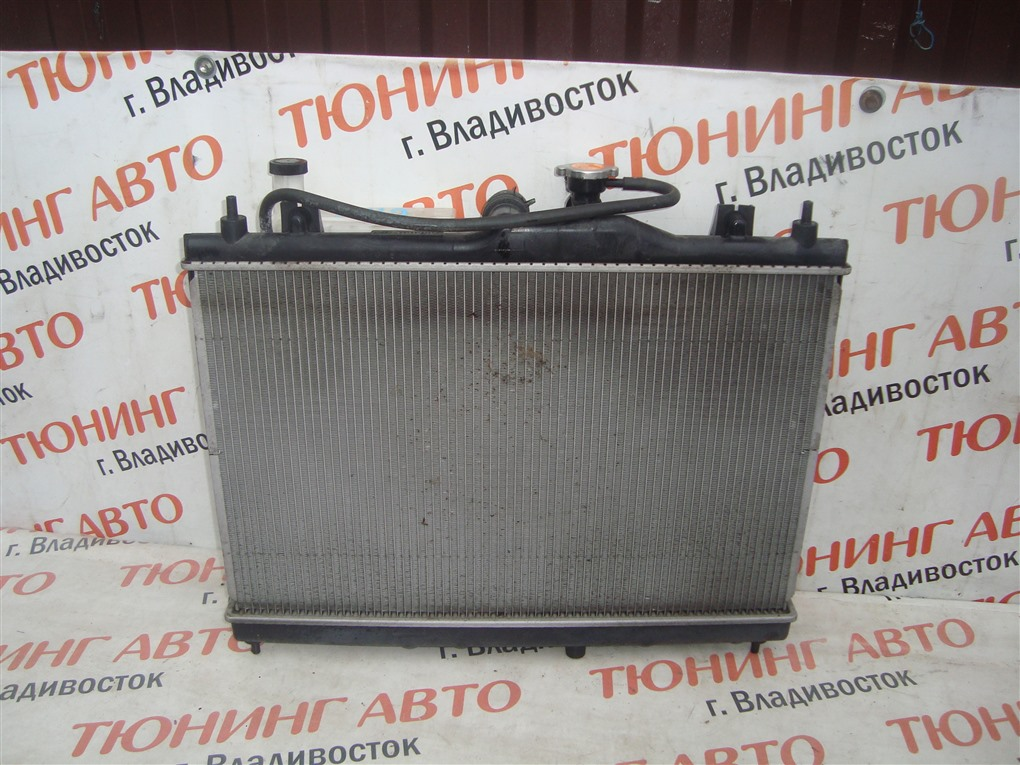 Радиатор основной Nissan Tiida JC11 MR18DE 2009 1412