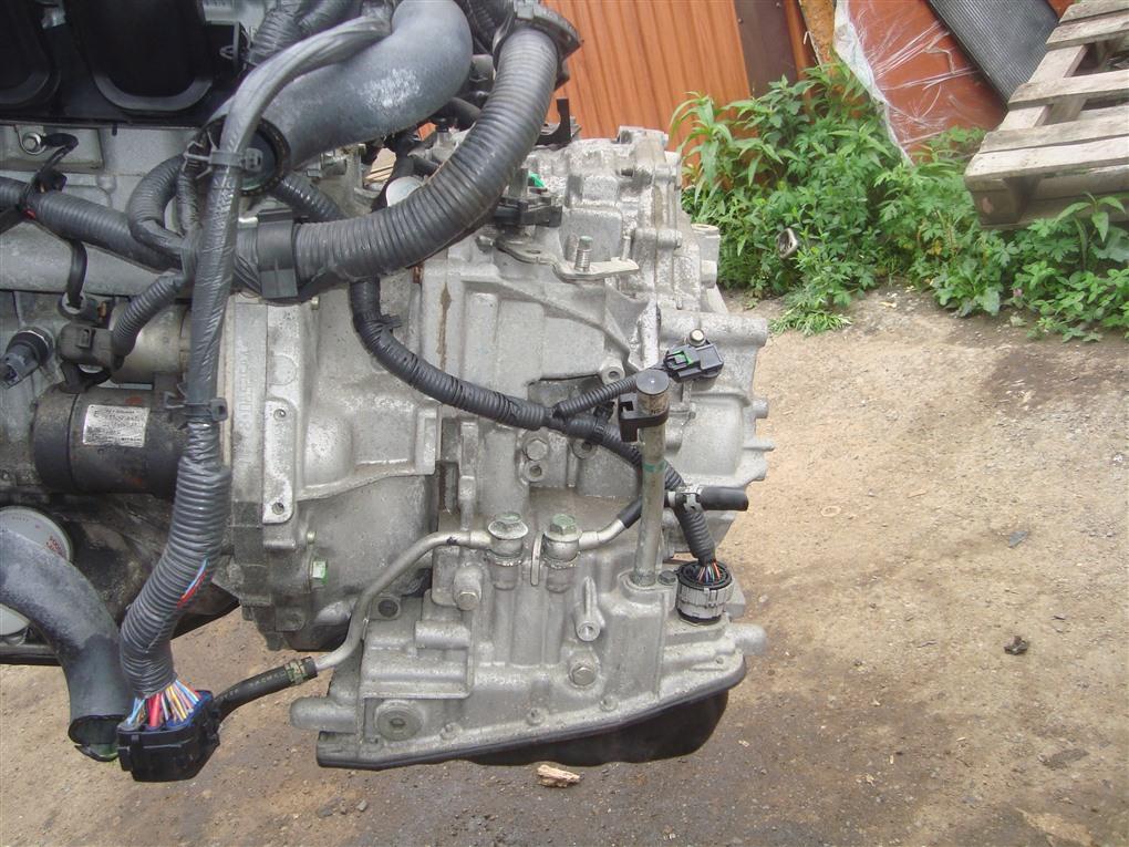 Акпп Nissan Tiida JC11 MR18DE 2009 re0f08b gh54 1412