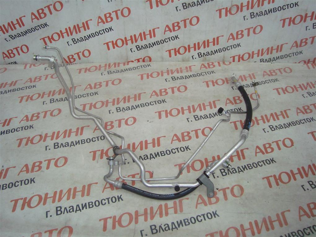 Трубки кондиционера Nissan Tiida JC11 MR18DE 2009 1412